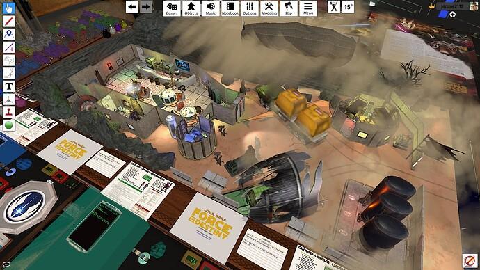 drombb's outpost